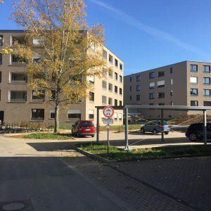 Neubau Seniorenwohnungen Im St Gallus Park In Zell Ah Isenmann